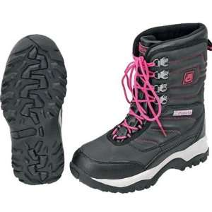 Altimate Womens Wild Cat Snowmobile Boots Black 10 Sports & Outdoors