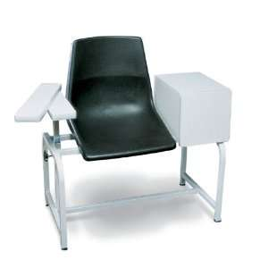 Winco Blood Drawing Chair   Plastic Seat