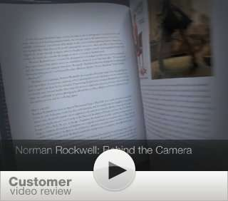Norman Rockwell Behind the Camera (9780316006934) Ron Schick Books