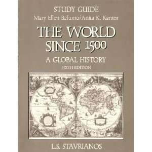 World Since 1500 S/G (9780139660115): BAFUMA KANTOR: Books