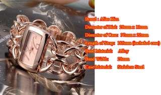 Kim Fashion Style Ladies Girls Quartz Finger Wrist Watch Nice Gift New