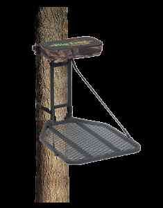 Big Dog BDF076 Beagle II fixed tree stand hang on