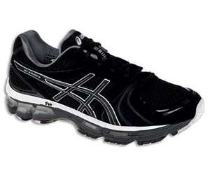 Asics Gel Kayano 18 Mens Running Shoes Black Onyx White T200N_9099