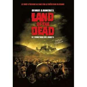 LAND OF THE DEAD (FRENCH ROLLED) Movie Poster
