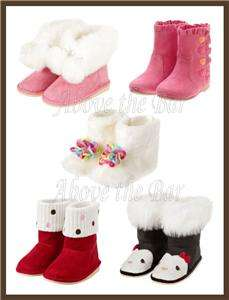 NWT Gymboree Boots Baby Girl Toddler U Pick Style & Size