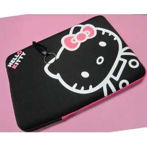 Sanrio Hello Kitty Laptop /Notebook Case Bag 14 (Black