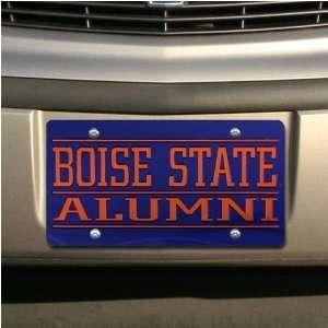 NCAA Boise State Broncos Royal Blue Mirrored Alumni