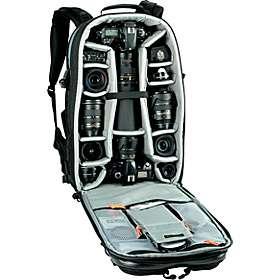 Vertex 300 AW Camera/Laptop Backpack Black/Gray