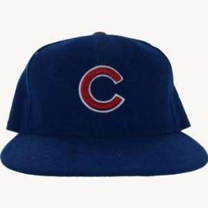 Jeff Baker #28 2010 Chicago Cubs Game Used Blue Hat (7 7/8)   Game