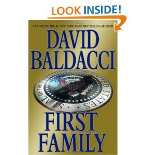 First Family David Baldacci Books