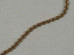 Parklane Park Lane Gold Chain Link Necklace
