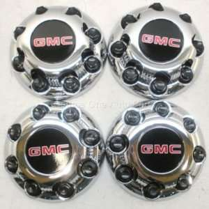 11 GENUINE GMC SIERRA 2500 CHROME CENTER CAP SET 9597159 Automotive