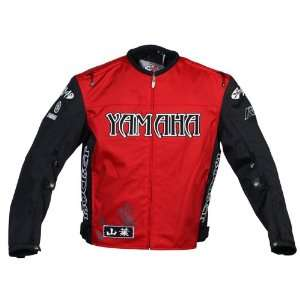 Joe Rocket Yamaha R Series Jacket   X Large/Red/Black