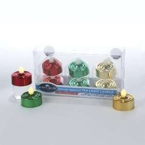 Battery Operated Multi color Tea Light Candles