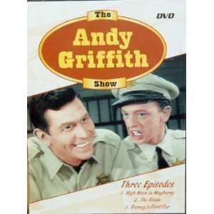 Show [Slim Case]: Andy Griffith, Barney Fife, Multi: Movies & TV