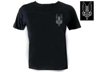 UK British Air Special Forces SAS Army Mens Tee Shirt