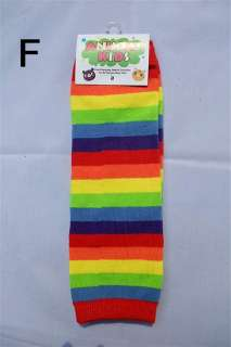 Lovely Cute Baby Toddler Boys Girls Arm Legs Warmers Socks New Gift 10