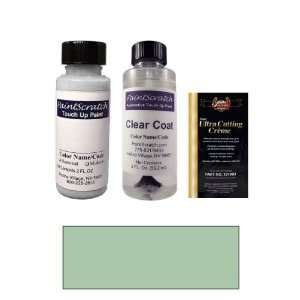 Mistral Green Pearl Metallic Paint Bottle Kit for 2003 Volvo S80 (449