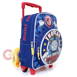 Thomas Tank Engine School Rolling Backpack Roller Bag 2