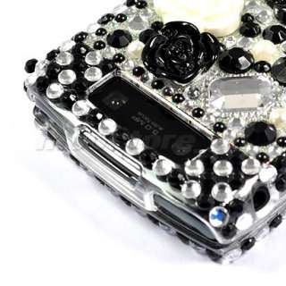 BLING RHINESTONE CASE COVER BLACKBERRY 9800 TORCH /05