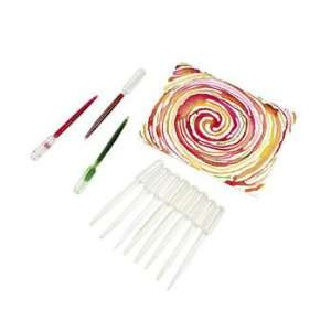 12 Plastic Design Droppers   Art & Craft Supplies & Paint