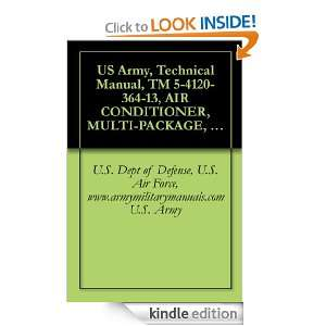 US Army, Technical Manual, TM 5 4120 364 13, AIR CONDITIONER, MULTI