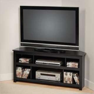 Prepac Vasari Flat Panel Plasma / LCD Corner TV Stand 772398222400