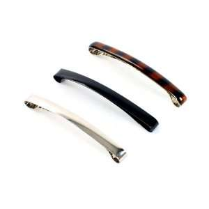Vidal Sassoon 6 Piece Thin Metal Barrettes: Beauty