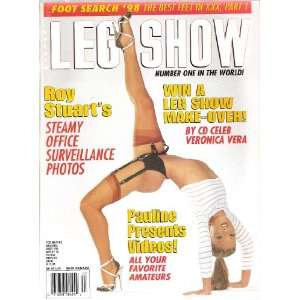 LEG SHOW MAGAZINE JULY 1998: LEG SHOW:  Books