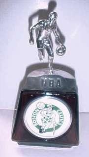 RARE 70s AVON BOSTON CELTICS NBA Player Perfume Bottle