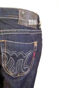Mek Denim New Paris Jeans Mens Slim Straight 40/34 NWT