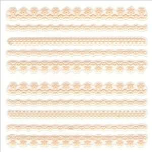 Joby Nail Art Sticker Lace   L 02 Beauty