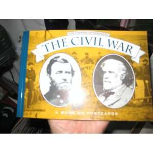 The Civil War; A book of Postcards Library of Congress