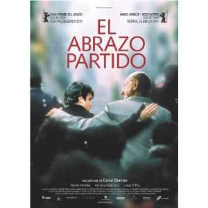 Lost Embrace Poster Movie Spanish (11 x 17 Inches   28cm x
