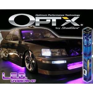 Undercar Light Kit Digital L.E.D. Street Glow Car Neon Electronics