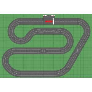 1/32 Carrera Analog Slot Car Race Track Sets   Expanded Classic