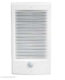 Wall Insert Heater Low Profile 2,000 W 208 V White 781052042759
