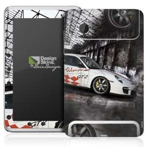 Design Skins for HTC Flyer   Porsche GT2 Design Folie