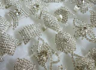 wholesale jewelry lots 5pcs full of rhinestones silver plated Ring