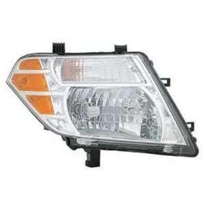 2008 2011 Nissan Pathfinder Headlight Assembly RH