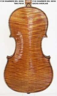 Very Fine Italian Violin by Joseph Guarneri del Gesu, 1718, Original