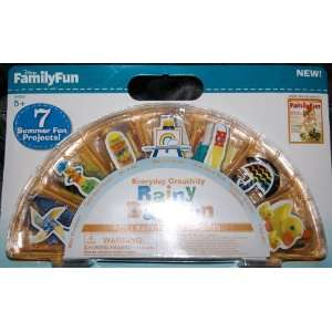 Disney Family Fun 7 Summer Fun Projects Arts, Crafts