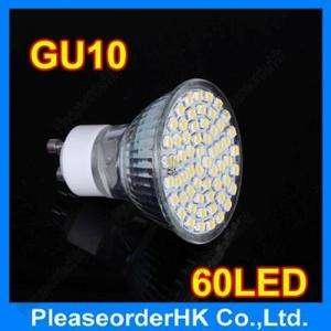 230V AC 60 LED SMD 3528 Warm White Bulb Light Lamp for Decoration New