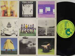 PINK FLOYD   A Nice Pair (UK Import, RARE Monk Cover)