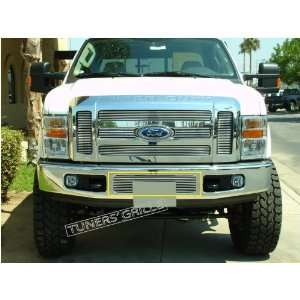 08 Ford F250 F3501PC Bumper Billet Grille: Automotive