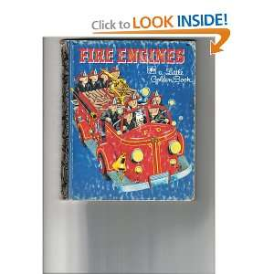 The Fire Engine Book (A Little Golden Book Classic) Tibor