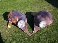 1933 34 Ford Front Fenders Hot Rat Rod From the 60s