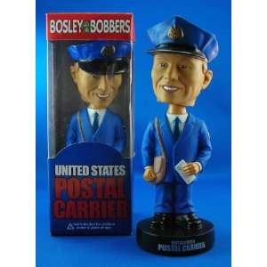 Rare Limited Edition Postman Bobble Head: Toys & Games