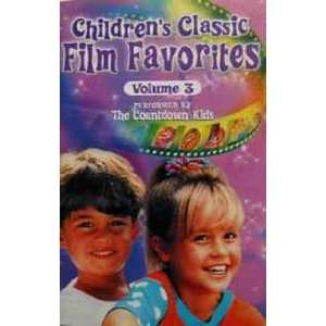 Childrens Classic Film Favorites 3 Various Artists