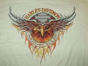 Harley Davidson Heartland Burlington Iowa (L) T Shirt